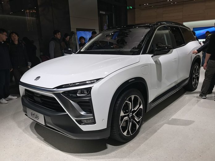 Nio Inc NIO Stock News